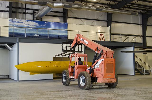 EDO A-3 Lifeboat