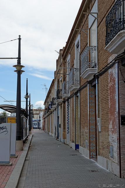 Valencia - zwischen Altstadt und Strand (© Buelipix)