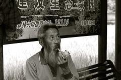 Lao Wang. Baimashan . Chine