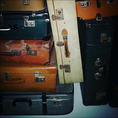 Unpacking.