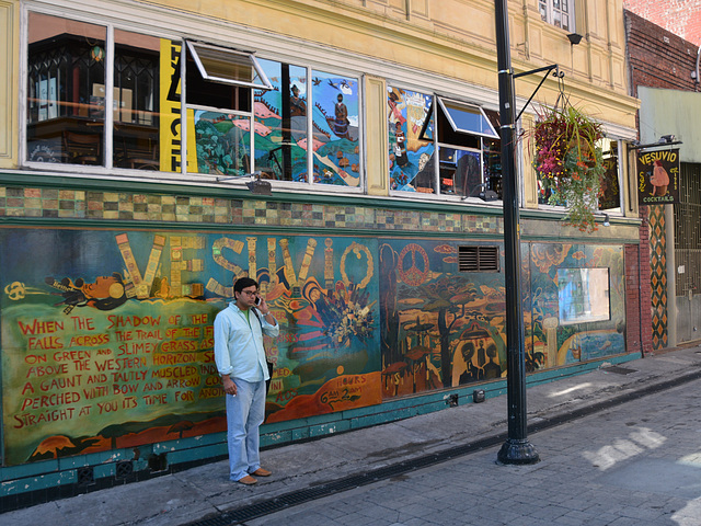 Cafe Vesuvio