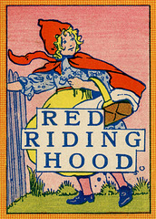 Little Red Riding Hood Booklet