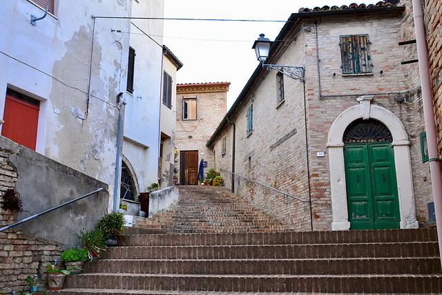 Cartoceto 2017 – Stairs