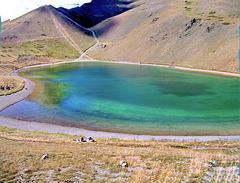 Lakes - SPC 6/2017 - 5° place - the seven colours lake - (651)