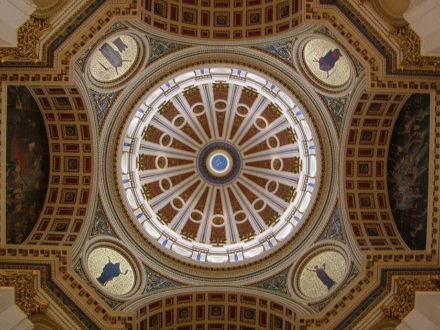 Pennsylvania State Capitol Rotunda