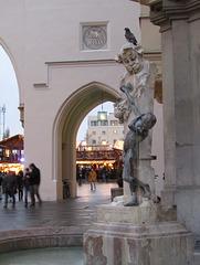 München - Brunnenbuberl