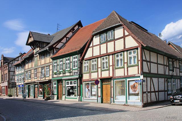 Grabow, Marktstraße