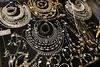 Yemenite silver jewelry