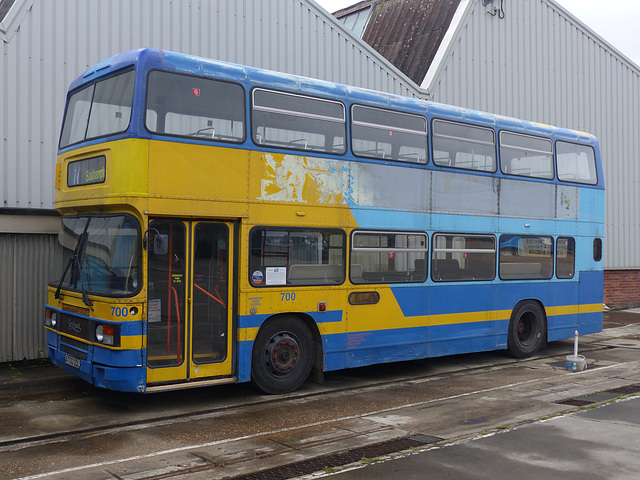 Isle of Wight Bus and Coach Museum (2) - 29 April 2015