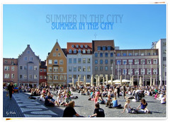 *♫♪♥ ✿ ♥♫♪*•SUMMER IN THE CITY•*♫♪♥✿ ♥♫♪* (see GIF in description)