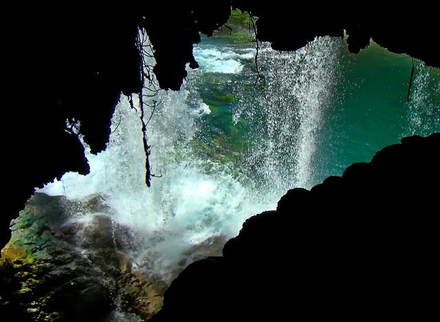 Antalya : Duden waterfall 6