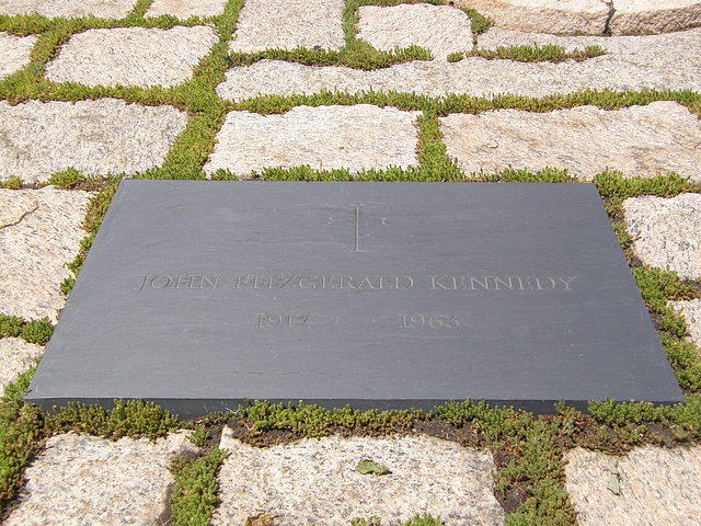 Kennedy's Tomb