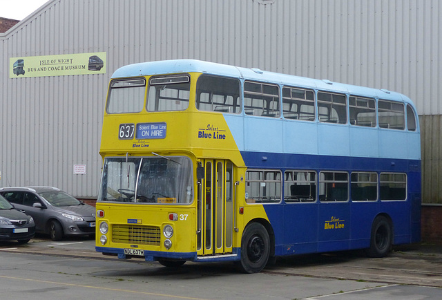 Isle of Wight Bus and Coach Museum (3) - 29 April 2015