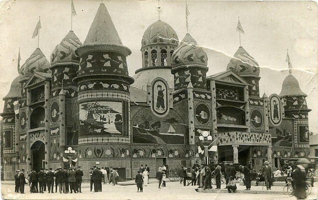 Corn Palace, South Dakota, 1912