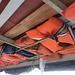 Sécurité au plafond / Ceiling security
