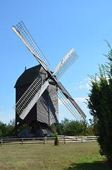 Deutsche Bockwindmühle Viktoria (2xPiP)