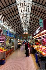 Mercat central de València (© Buelipix)