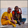 """Indian ladies"" - Orchha - Madhya Pradesh - INDIA"