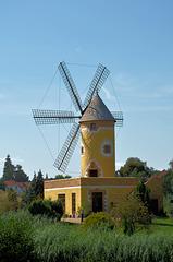 Balearische Windmühle von Mallorca