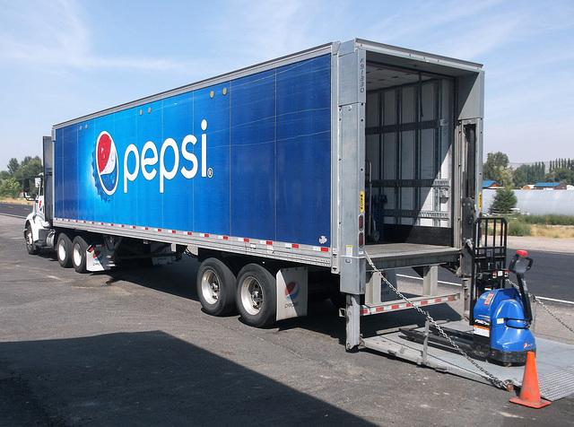 Pepsi's grand view