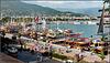 Alanya : Bello il porticciolo , stupende le barche