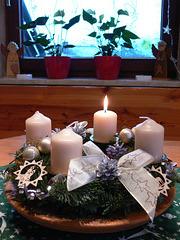 Adventzeit beginnt
