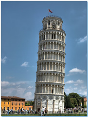 Memories of Tuscany: The Leaning Tower of Pisa