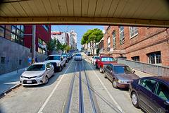 In den Srassen von San Francisco 09.17