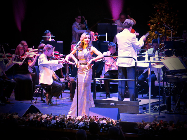 Katherine Jenkins at the Barbican