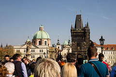 Karlsbrücke in Prag - Charles bridge in Prague - Pont Charles à Prague