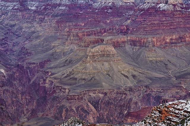 Brinkmanship – Grand Canyon Village, Grand Canyon, Arizona