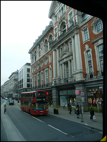 Oxford Street architecture