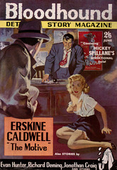 Bloodhound Detective Story Magazine # 2