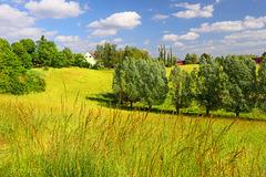 Landschaft bei Sülten
