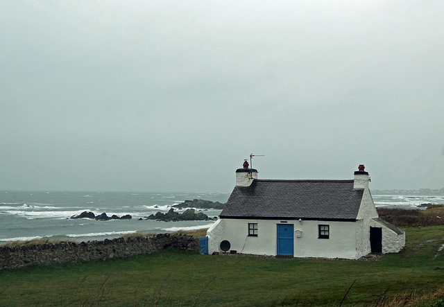 Fisherman's cottage Anglesey