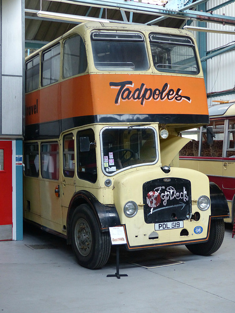 Isle of Wight Bus and Coach Museum (5) - 29 April 2015