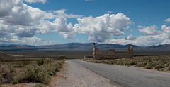 Rhyolite downtown (#1087)