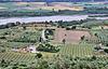 Lurs (04) 18 juin 2014. La fertile vallée de la Durance.