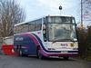 First 20202 at Worcester Bus Depot - 30 November 2018