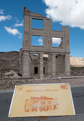 Rhyolite – historic preservation (#1090)