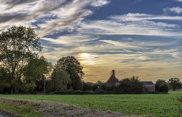 an Essex evening