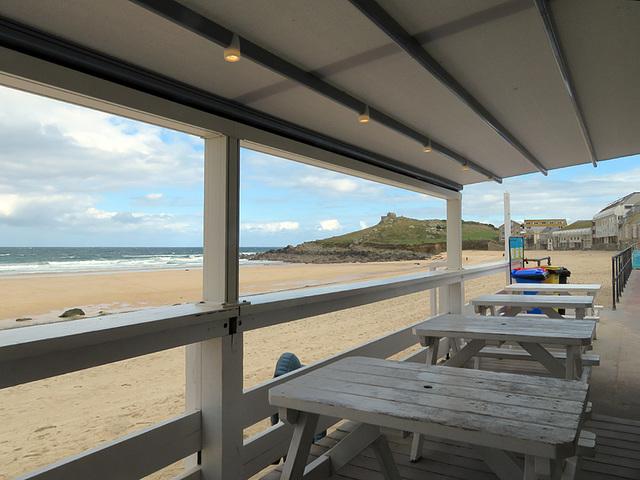 Porthmeor Beach re