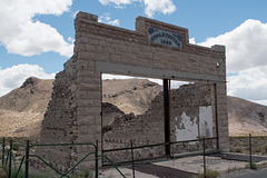 Rhyolite downtown (#1094)