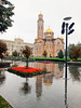 Rainy day in Banja Luka