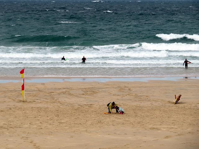 Surfen erlaubt