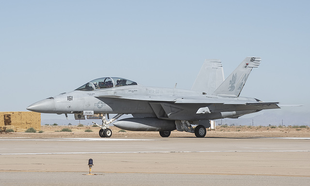 VFA-22 Boeing F/A-18F Hornet