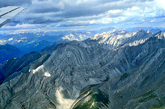 Rocky Mountains Alberta Canada 6th August 1982