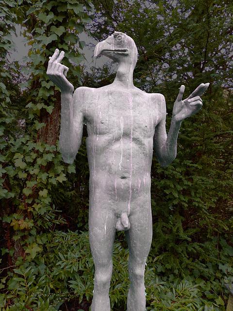 Kunscht im Garten. 201503