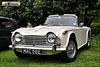 1967 Triumph TR4A - MAC 56E