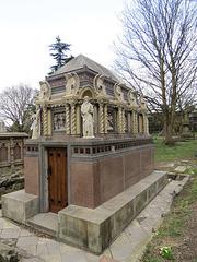 berens monument, norwood cemetery, london